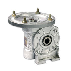 Input output hollow gearbox